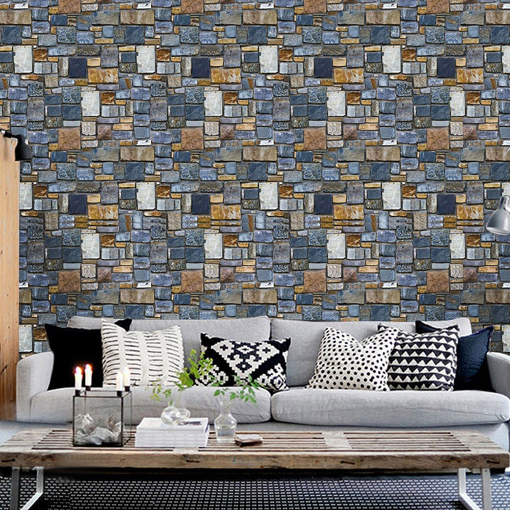 Foil Backsplash Wall Sticker
