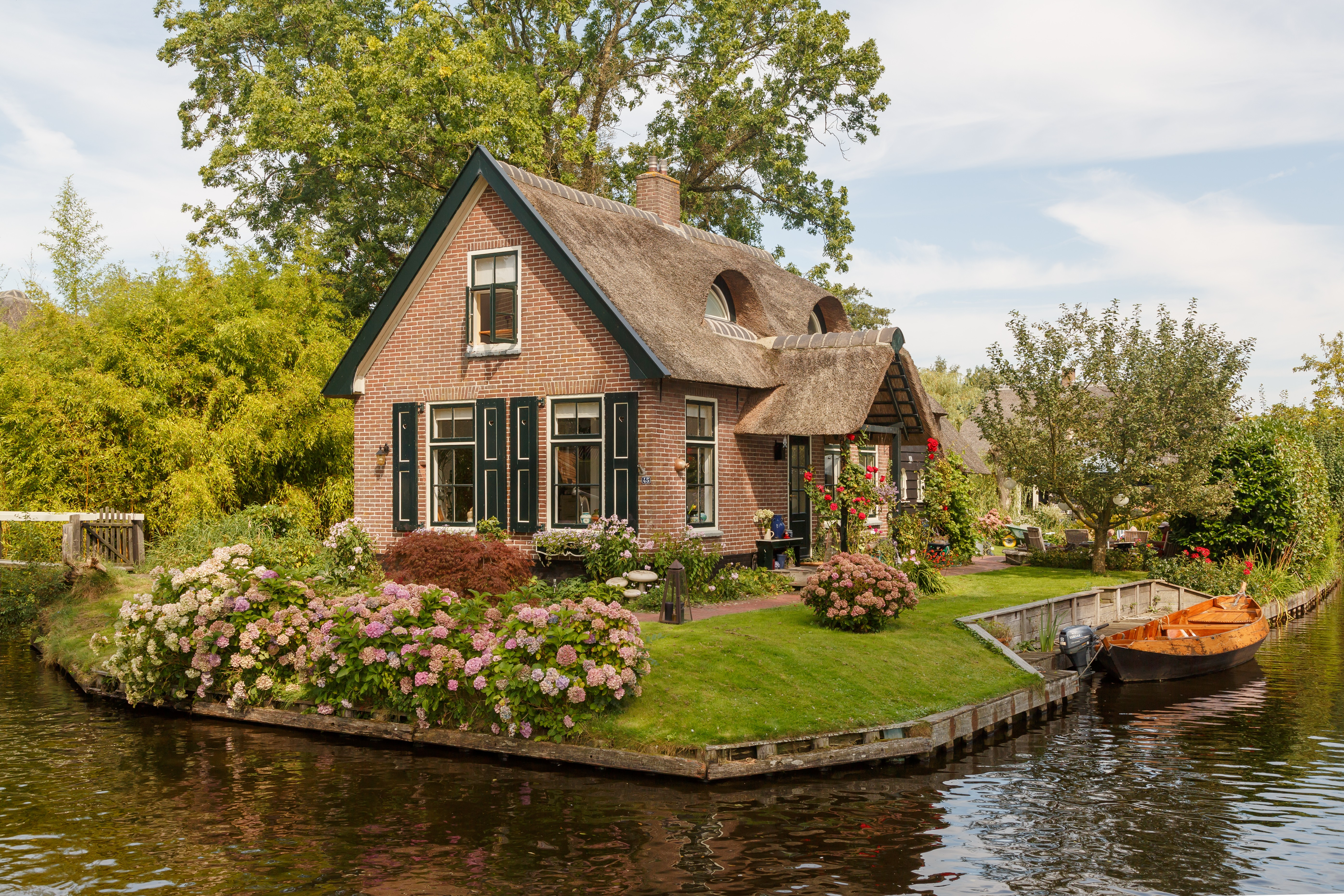 Giethoorn Holland Houses For Sale