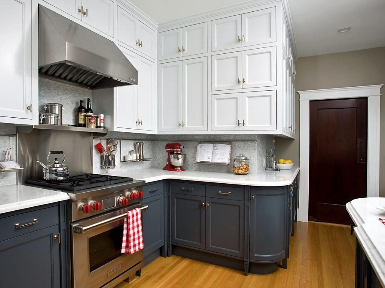 Grey Kitchen Cabinets Ideas