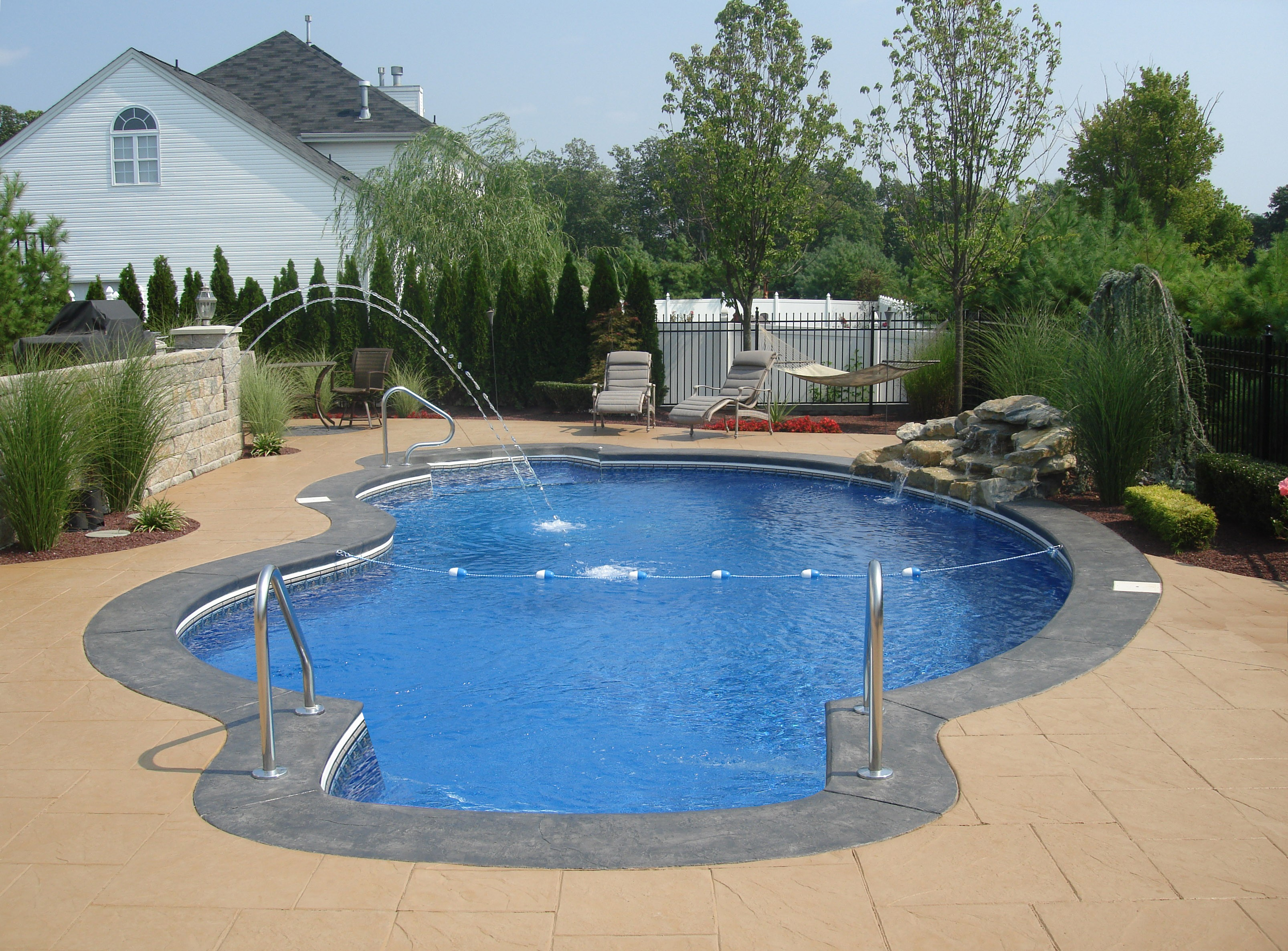 How To Build A Inground Pool