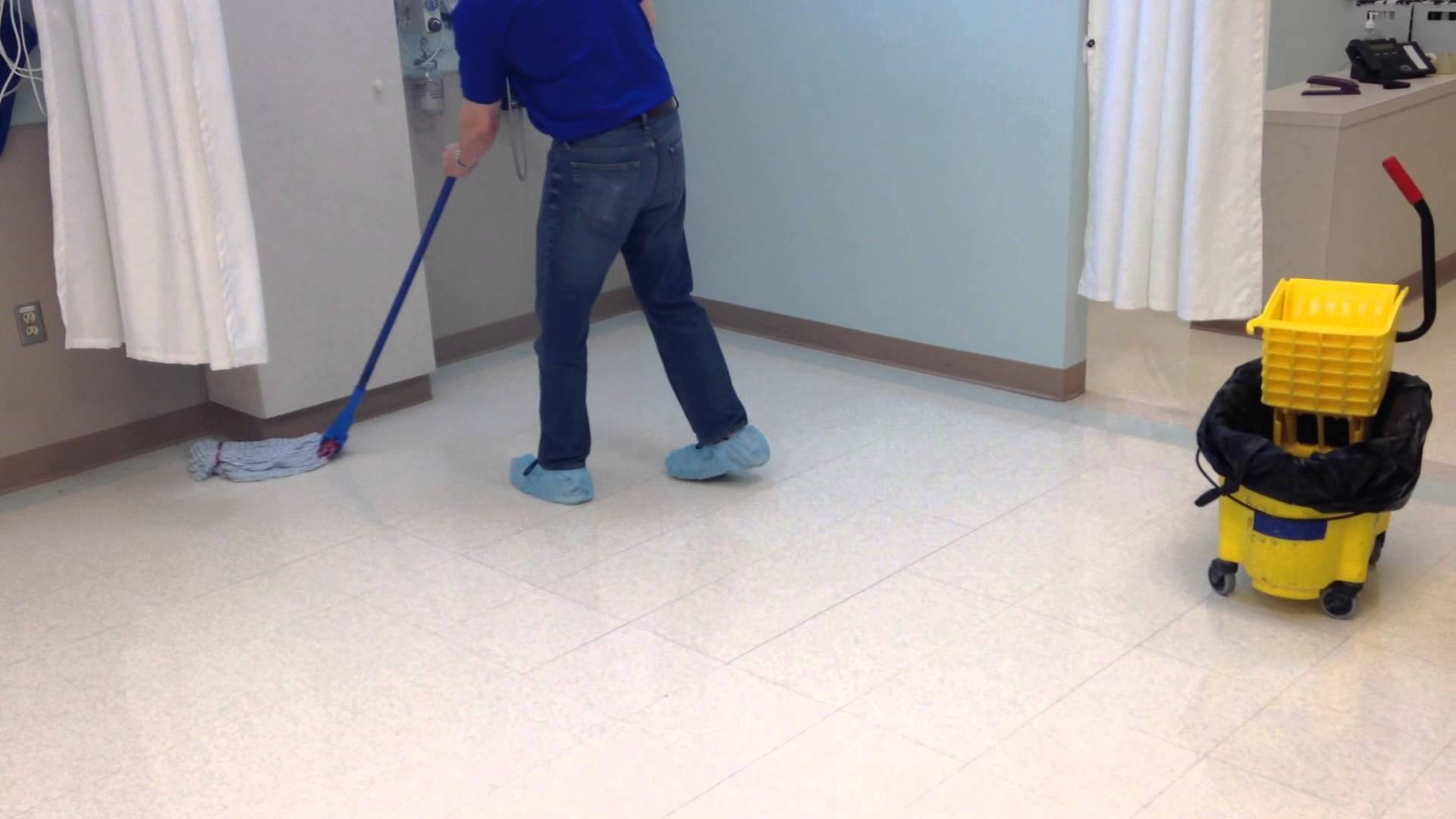 How To Clean Waxed Floors