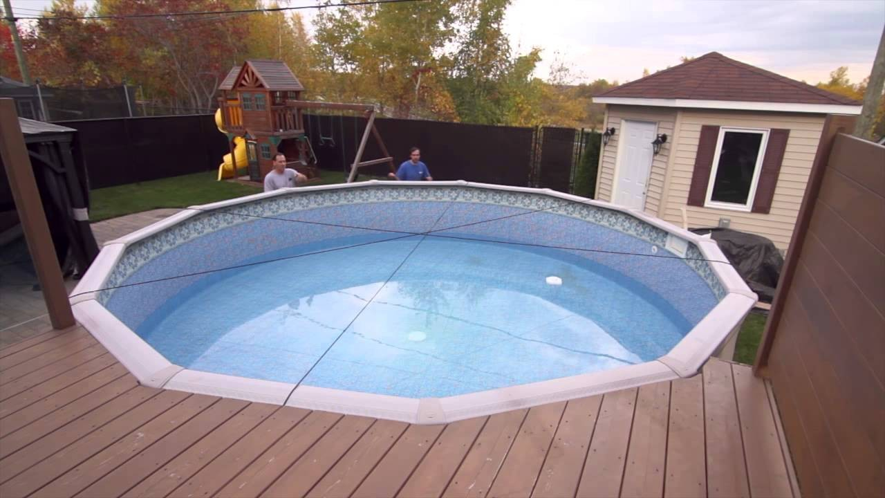 How To Close An Inground Pool For The Winter