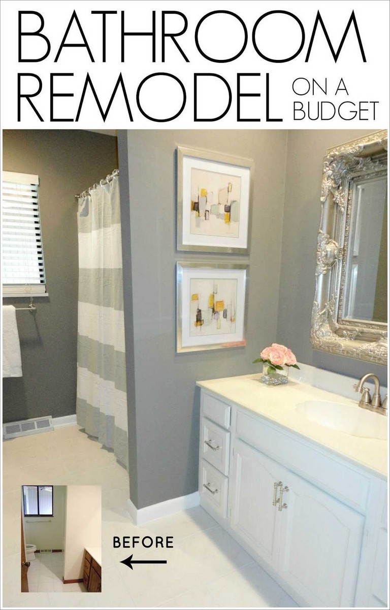 How To Remodel A Bathroom Yourself