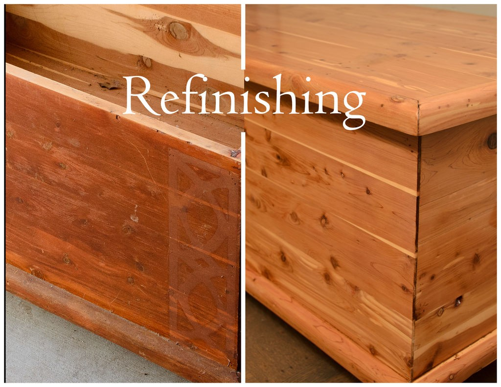 How To Restain Wood Furniture