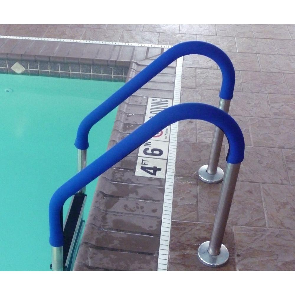 In Ground Pool Ladders And Handrails