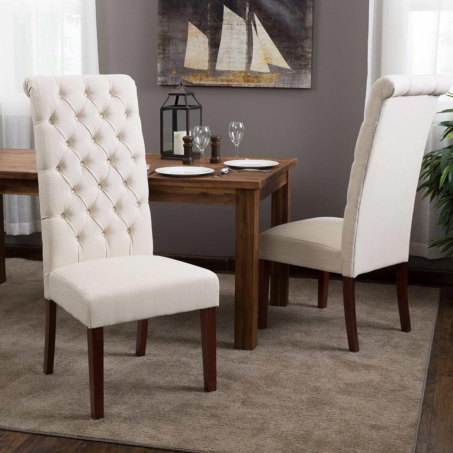 Leather Dining Room Chairs On Sale