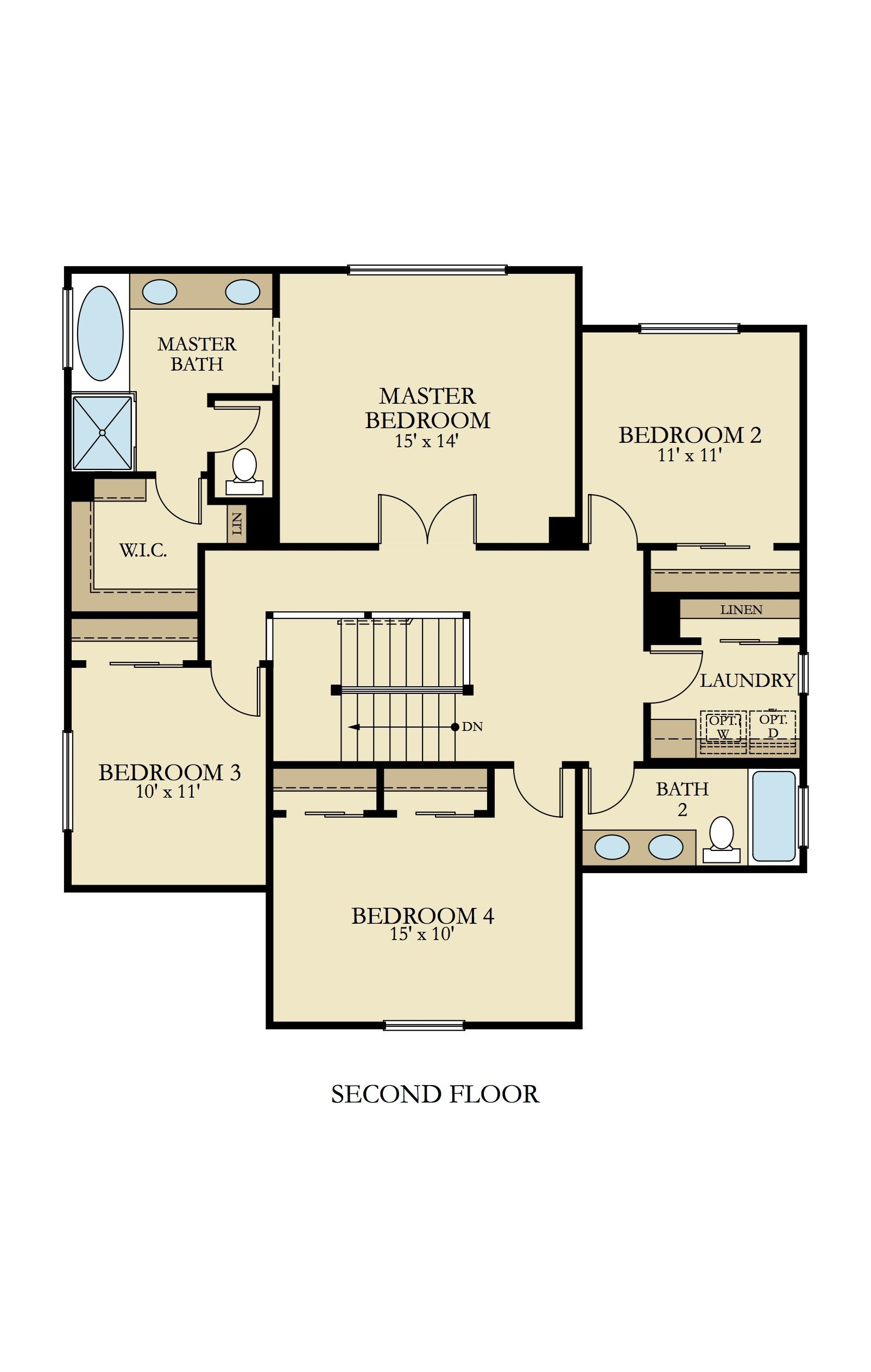 Lennar Homes Floor Plans