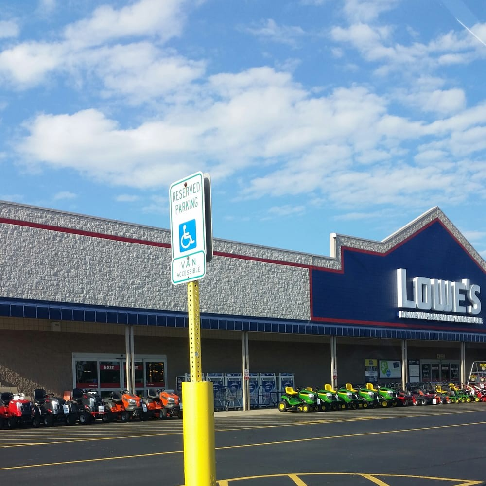 Lowe's Home Improvement Lexington Nc