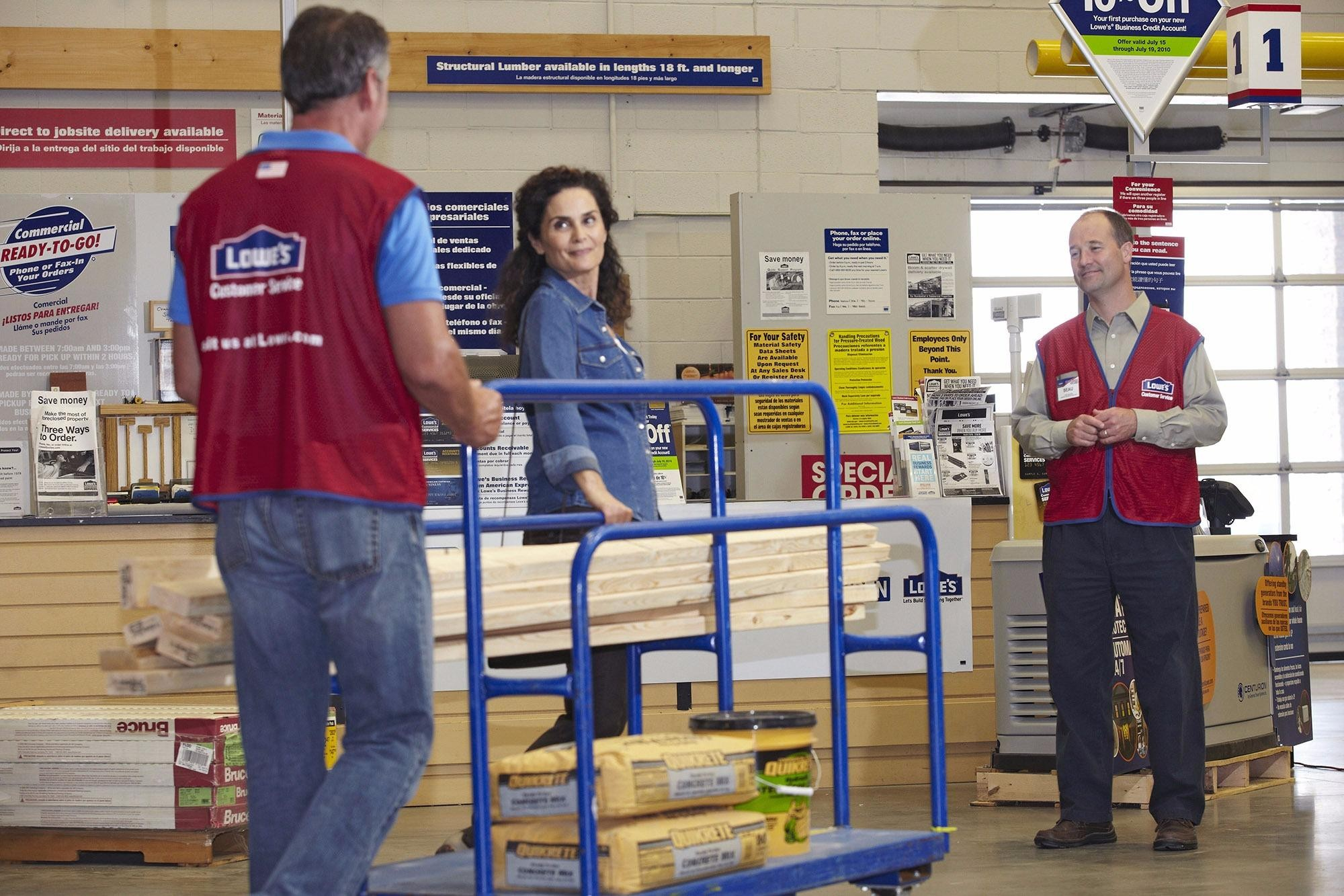 Lowe's Home Improvement Lindale Tx