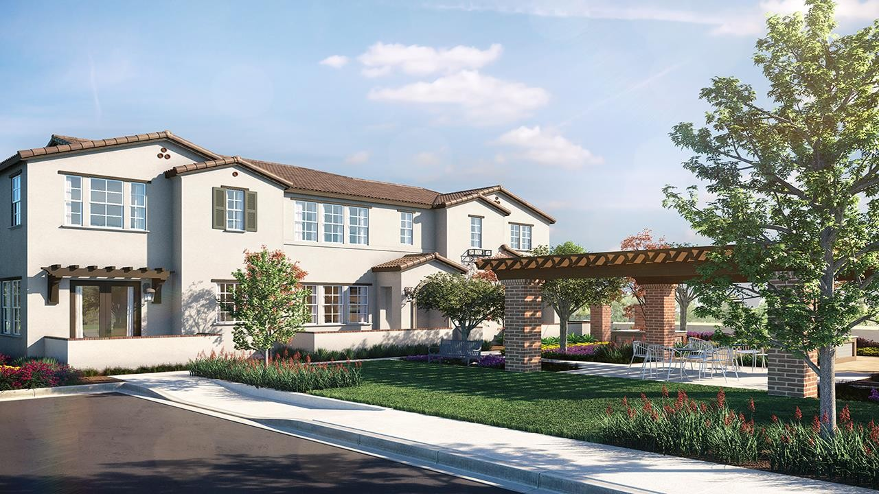 New Homes Cypress Ca
