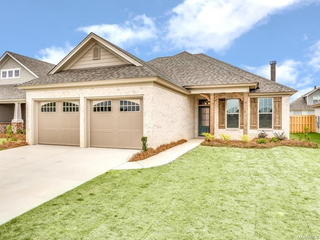 New Homes For Sale In Montgomery Al