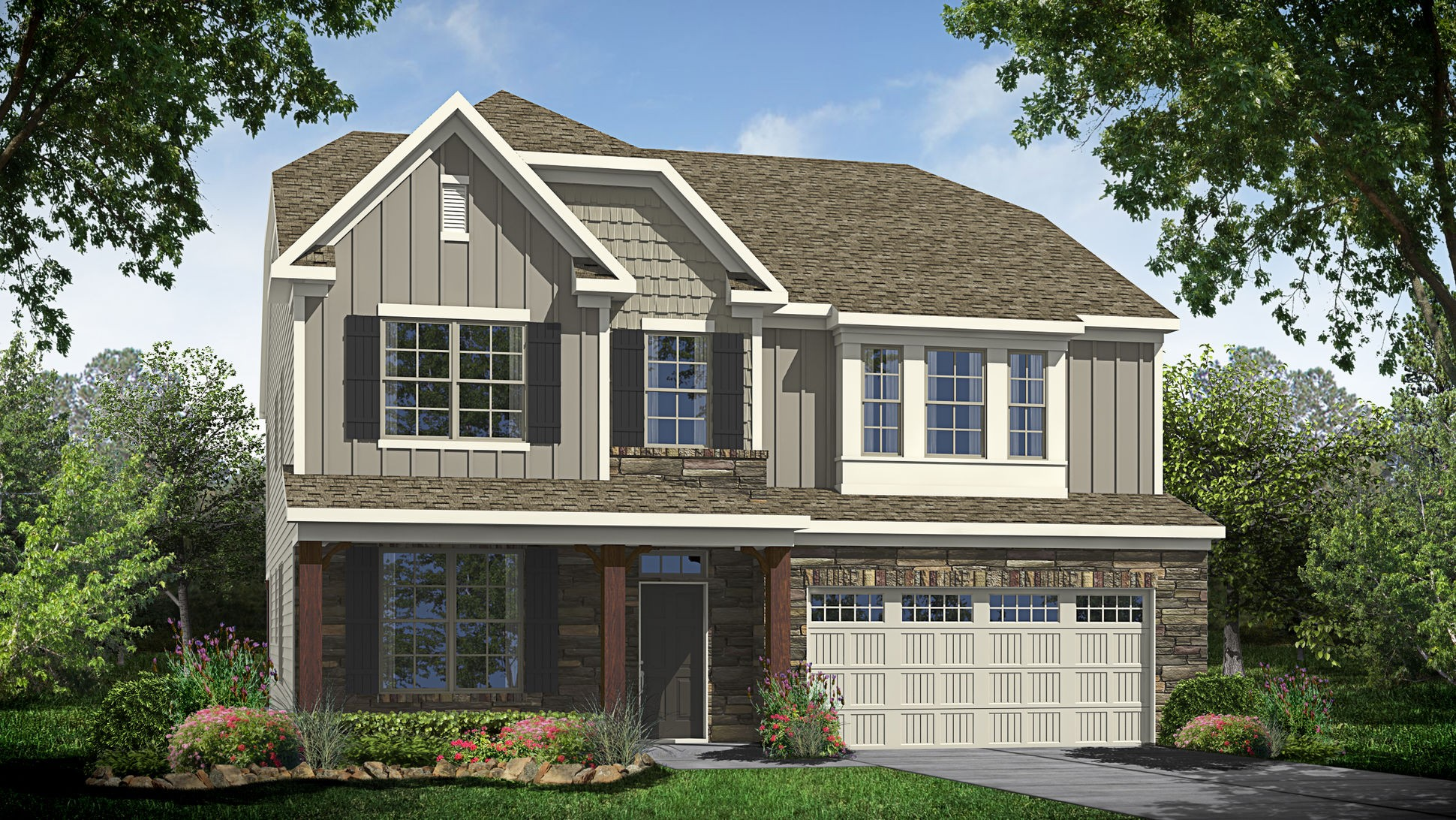 New Homes Holly Springs Nc