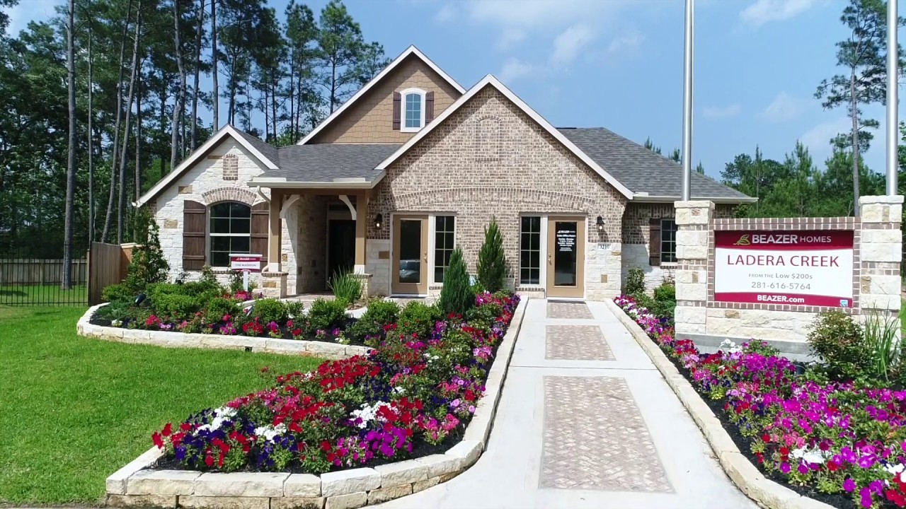 New Homes In Conroe Tx