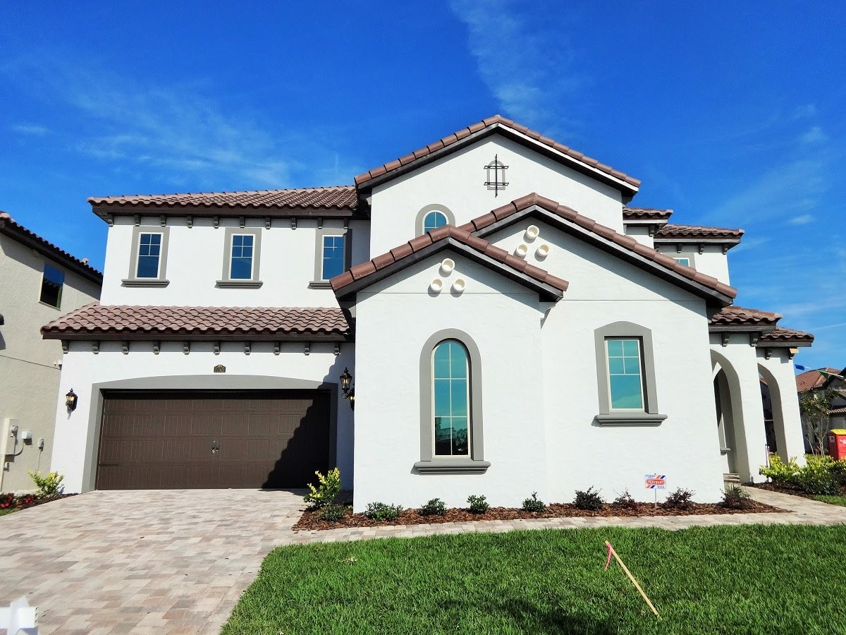 New Homes In Fontana
