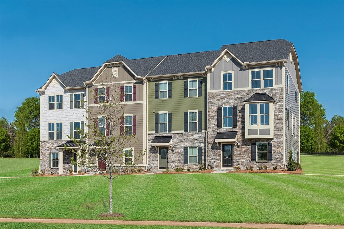 New Homes In Greenville Sc