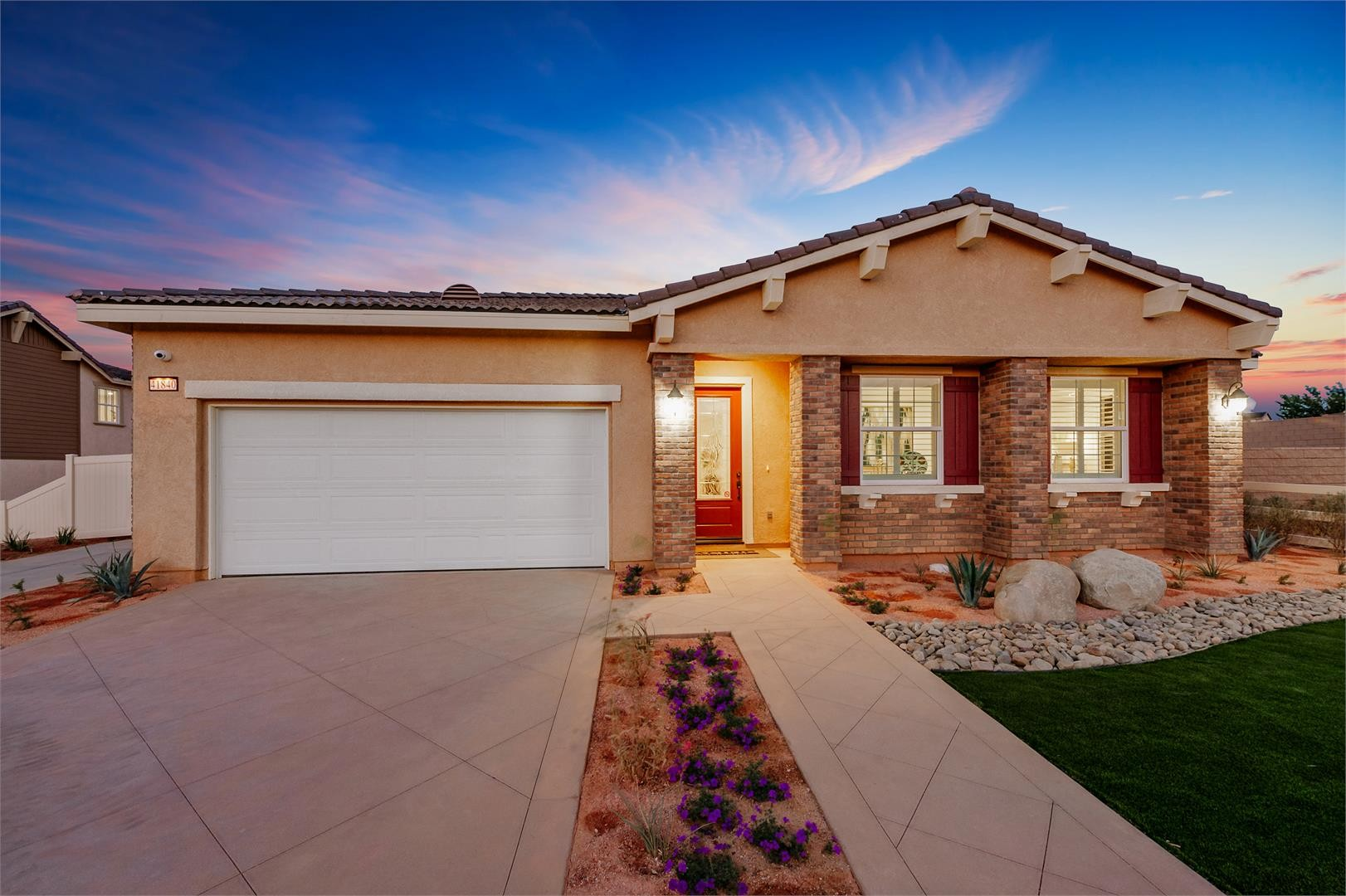New Homes In Palmdale