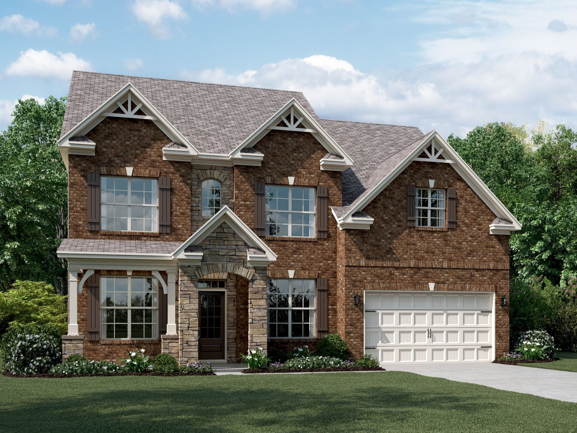 New Homes In Snellville Ga
