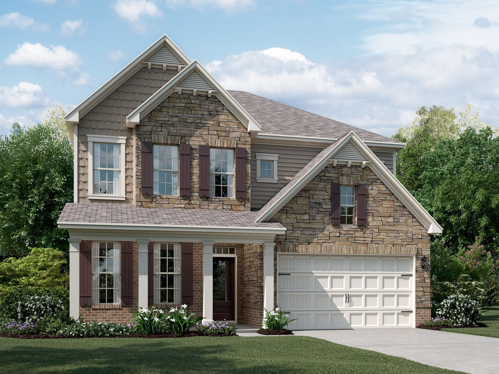 New Homes Sale Suwanee Ga