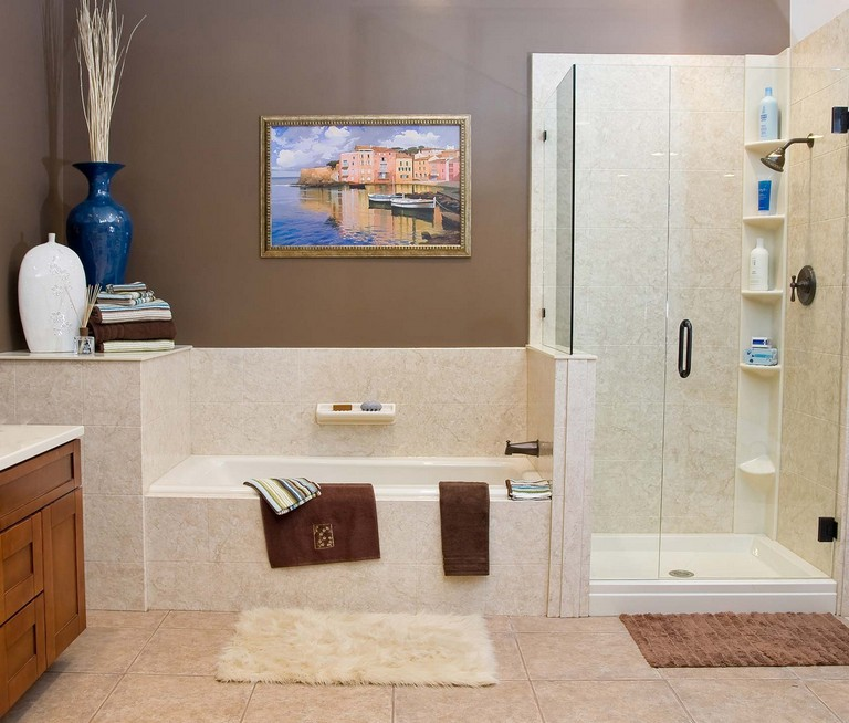 One Day Bathroom Remodel Cost