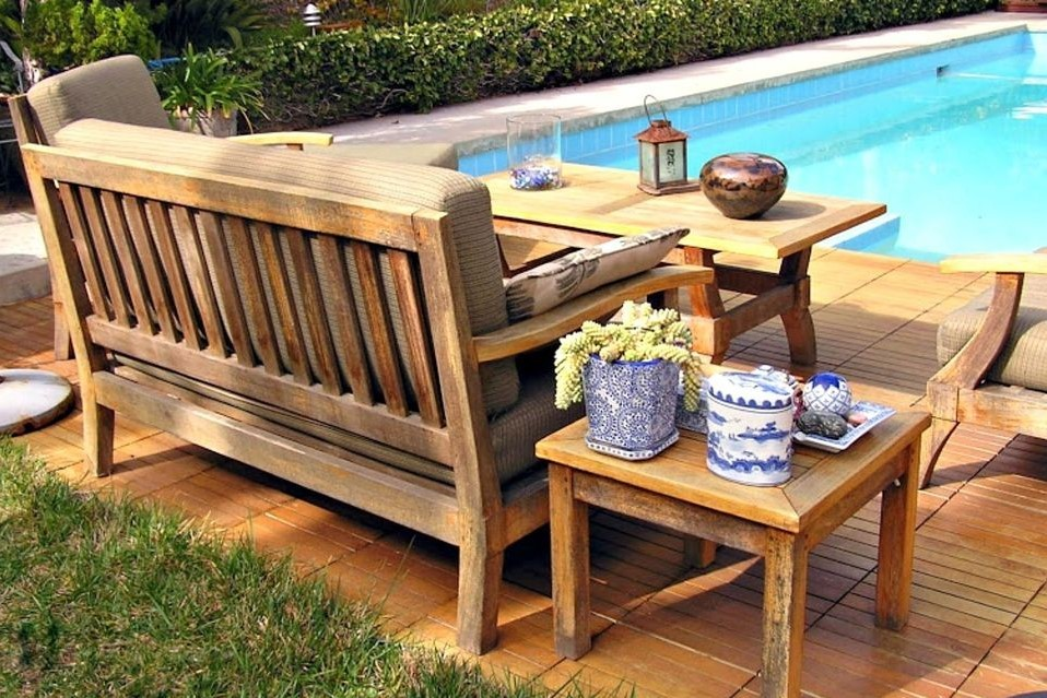 Outdoor Furniture Wood Types