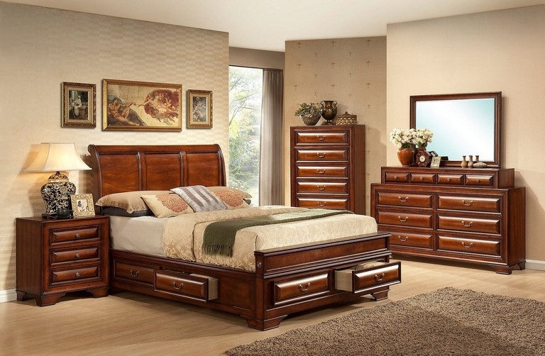 Queen Size Bed Sets With Mattress
