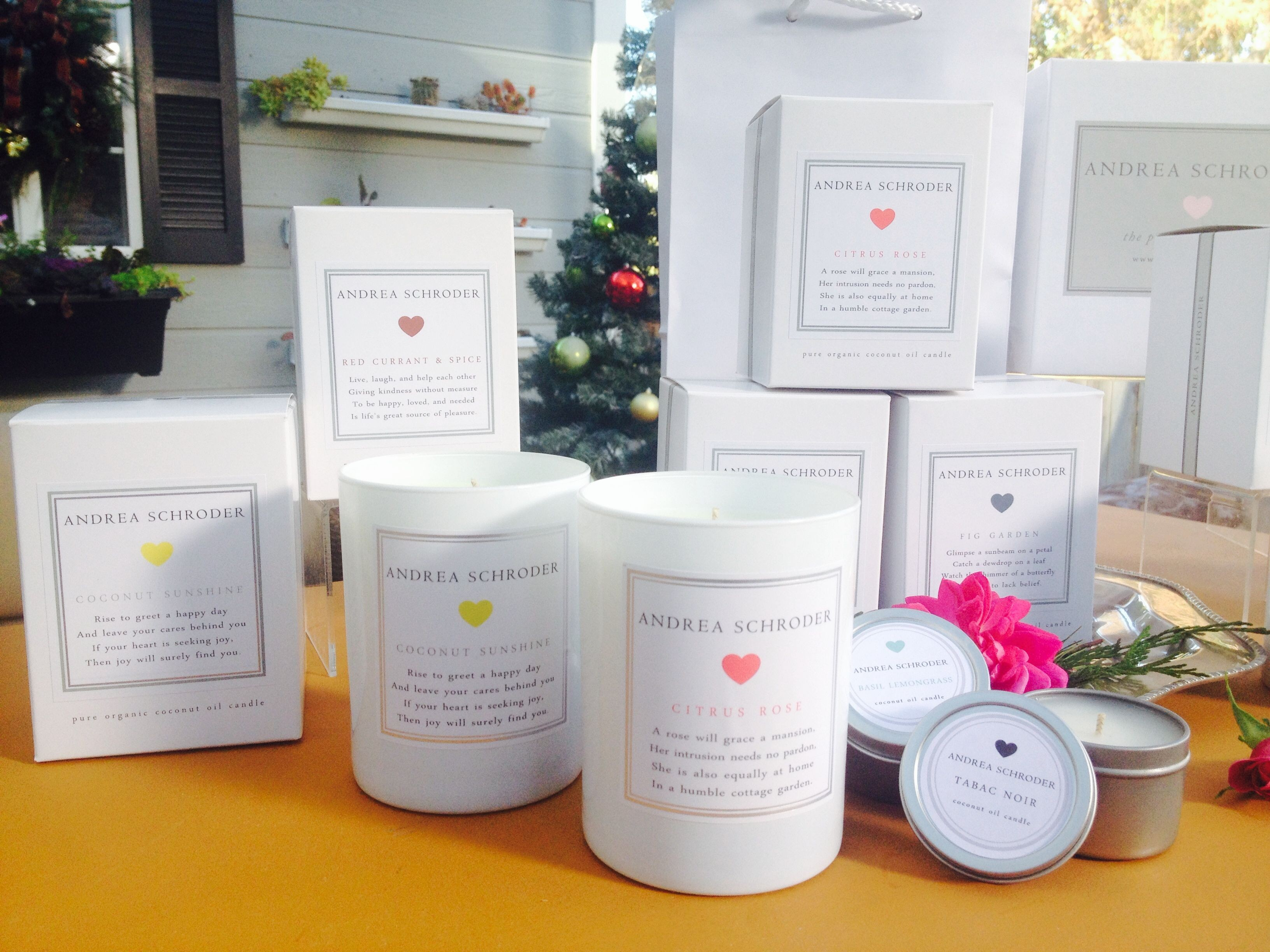 Scented Oils For Candles