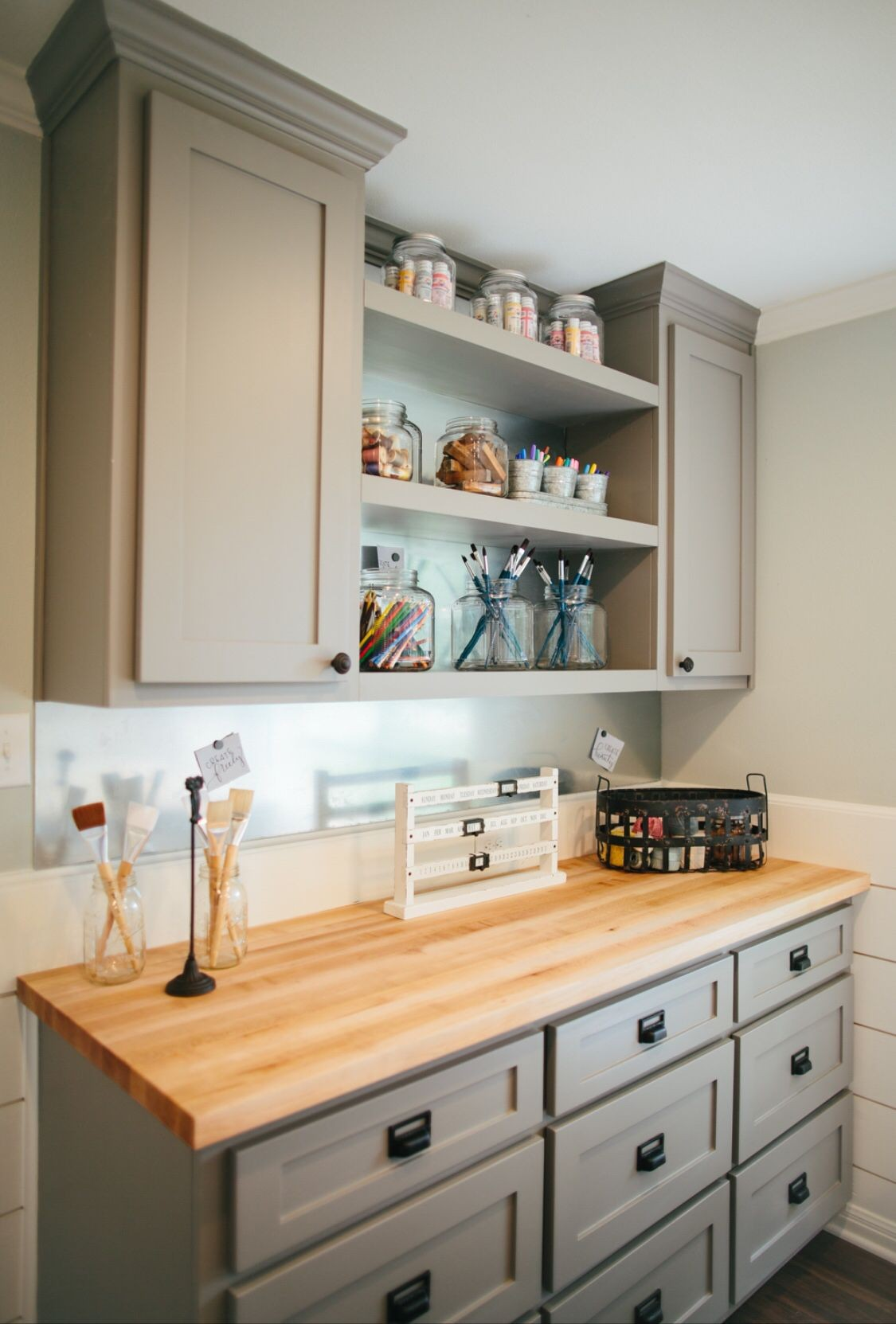 Sherwin Williams Gray Paint For Kitchen Cabinets