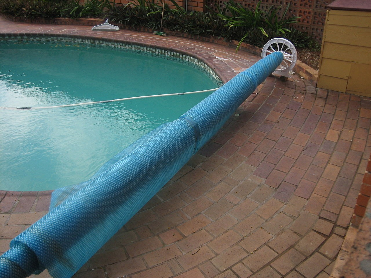 Solar Covers For Inground Pools