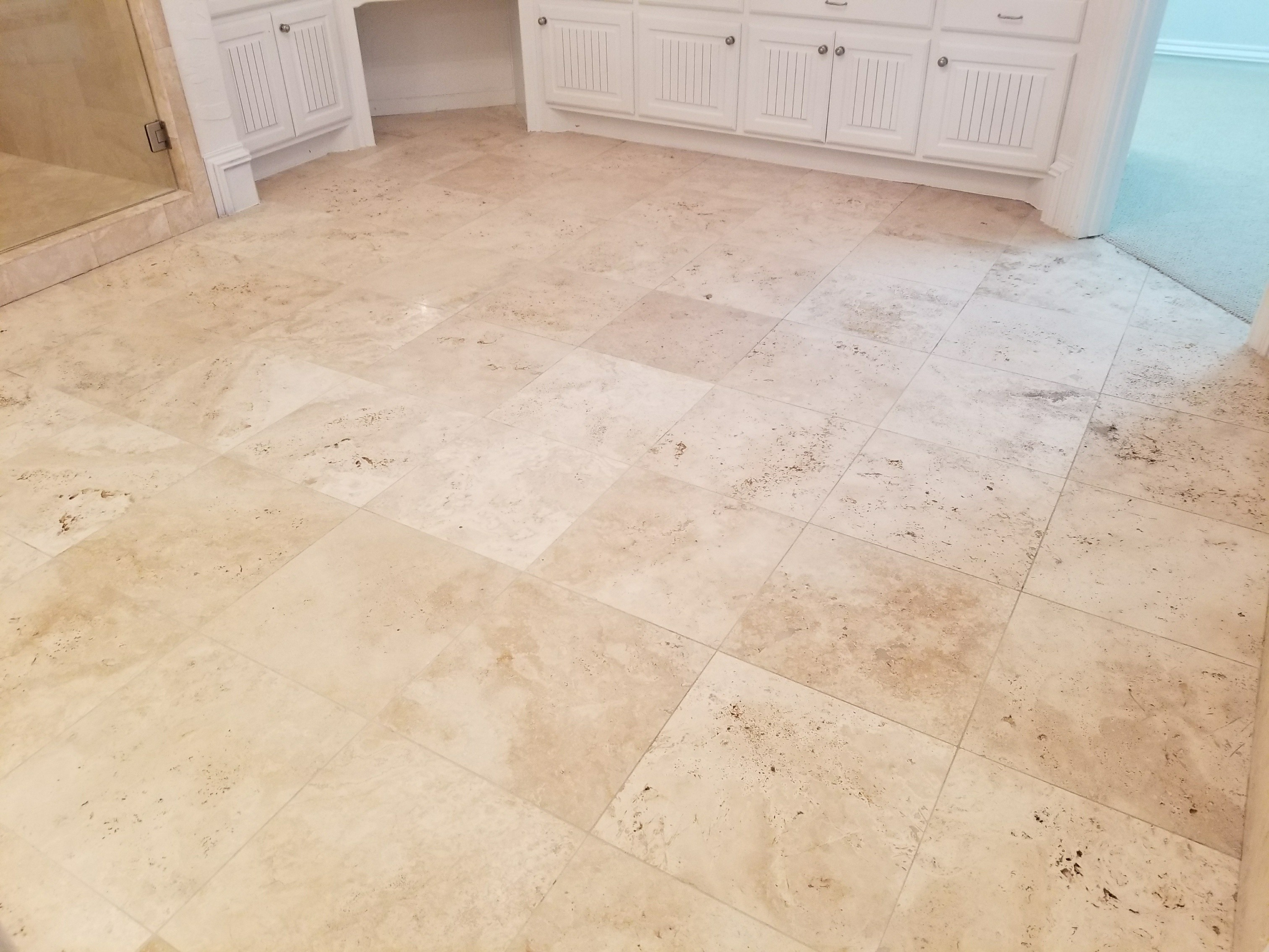 Steam Cleaning Travertine Floors