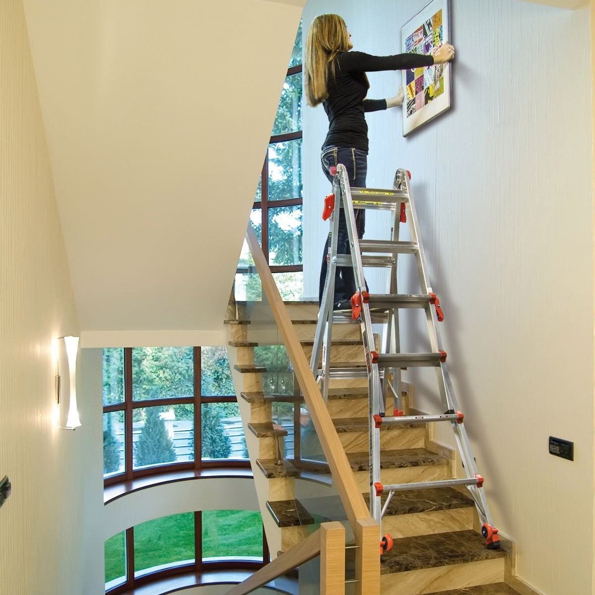 Step Ladder For Stairs