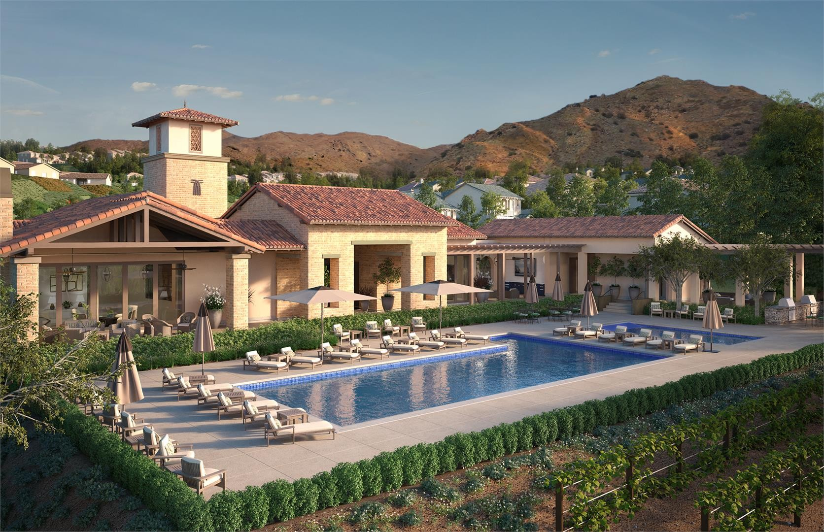Temescal Valley New Homes