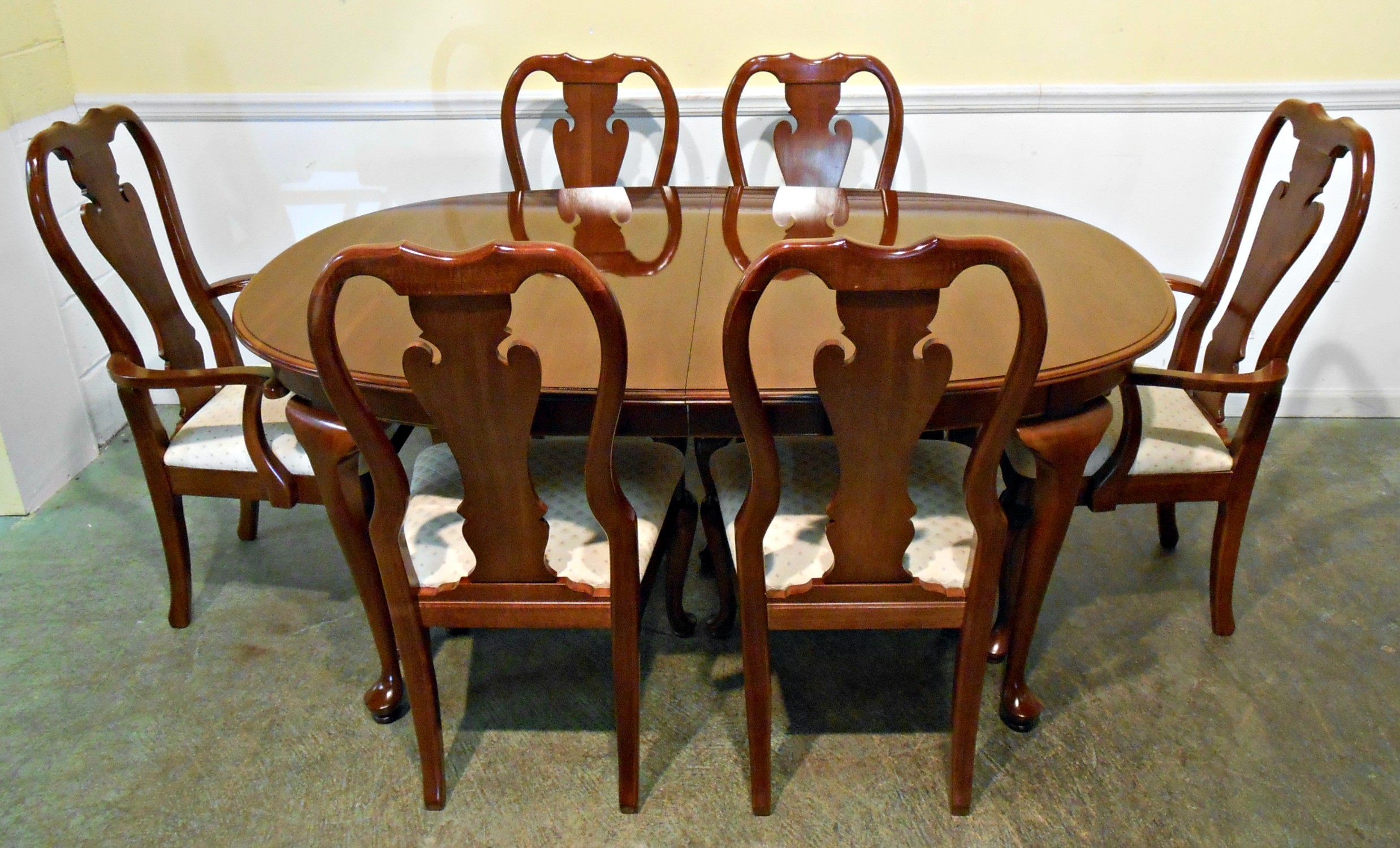 Thomasville Dining Room Sets 1970