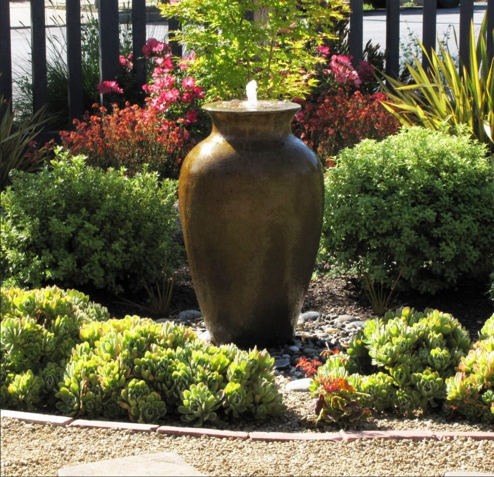 Water Feature Ideas For Small Gardens