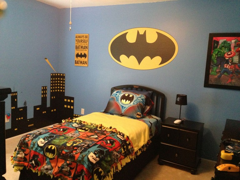 Batman Bedroom Furniture