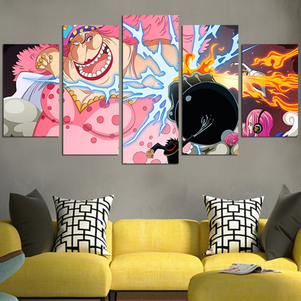 Bicycle Wall Art Canvas