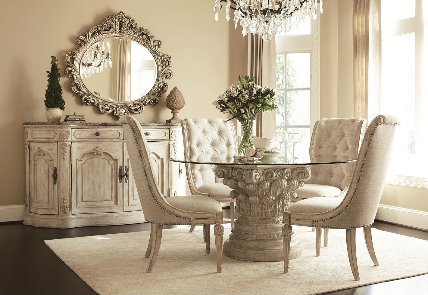 Dining Room Sets With Buffet
