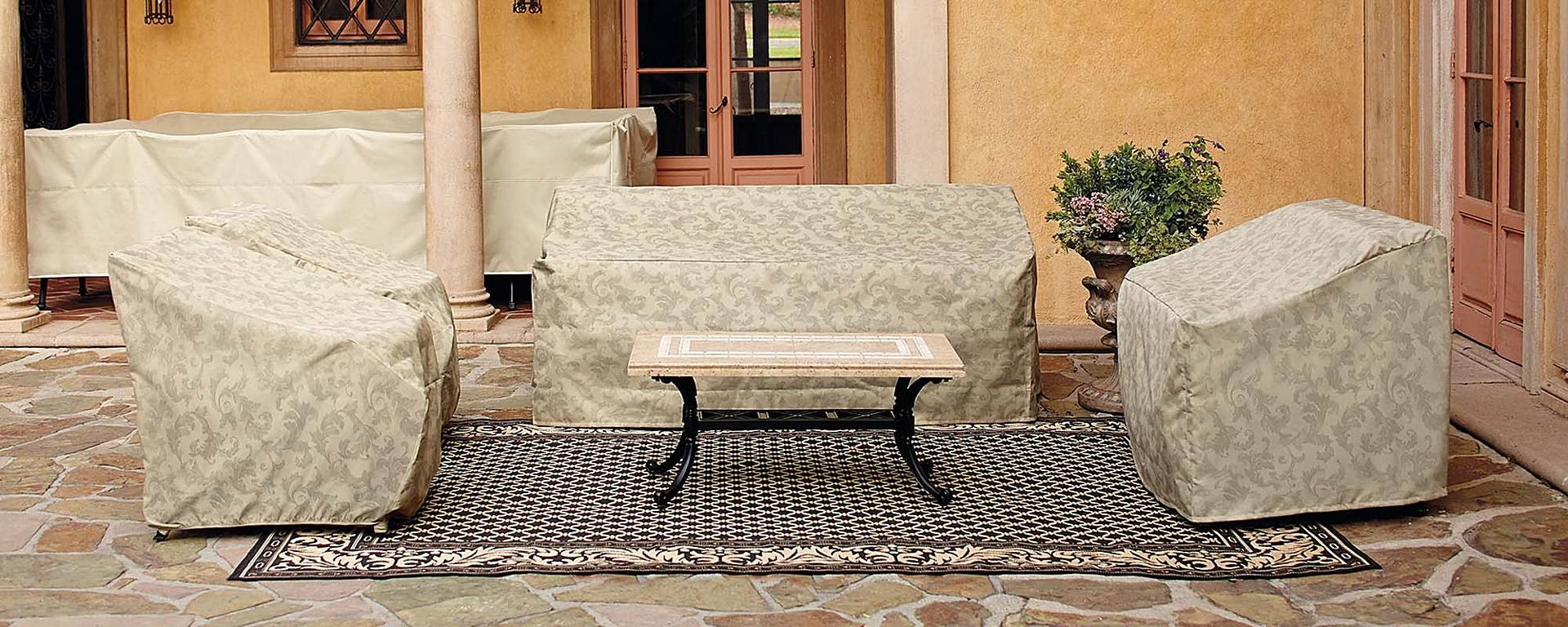 Frontgate Outdoor Furniture Cover
