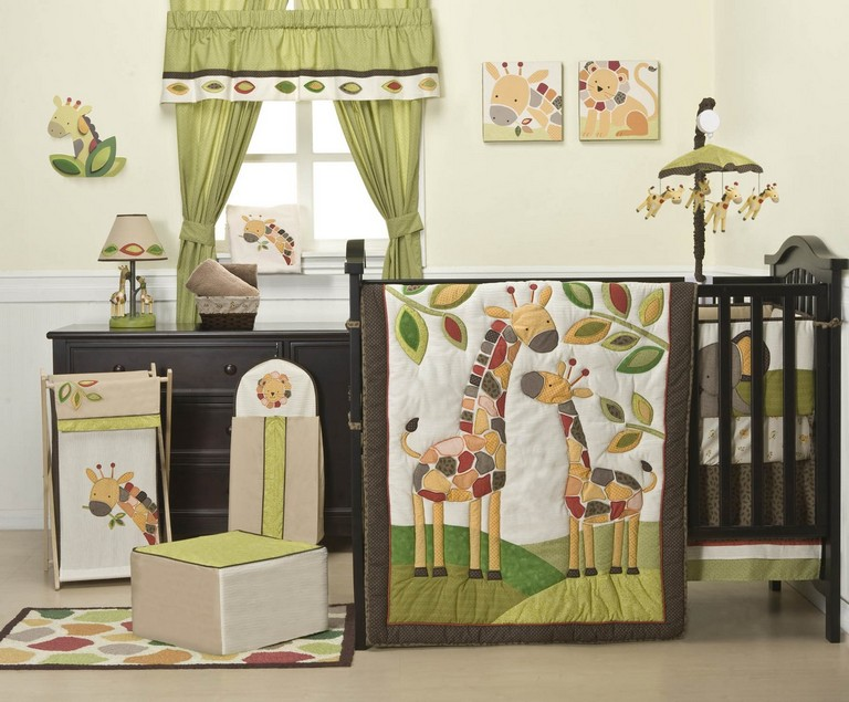 Giraffe Bedding Sets
