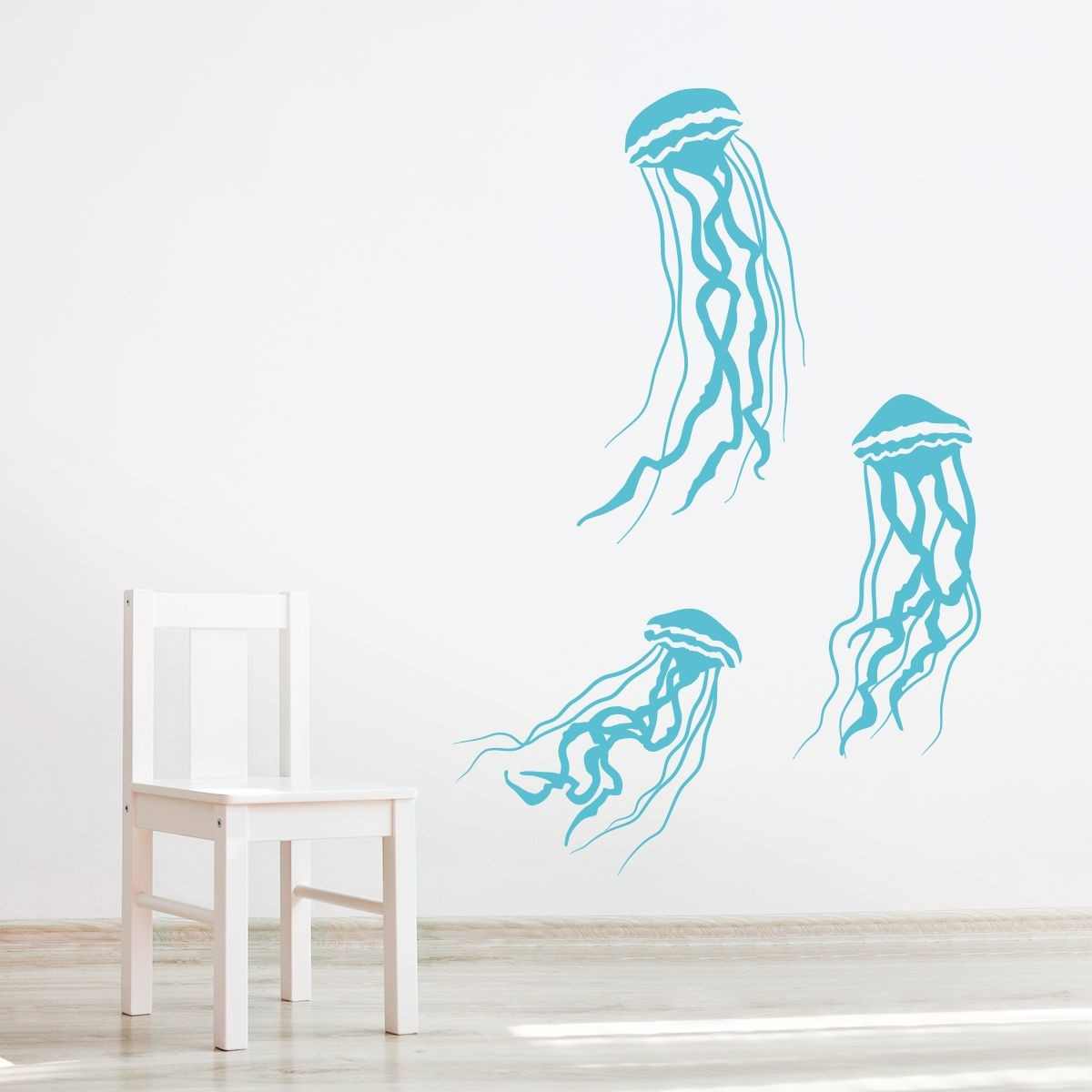 Jellyfish Wall Art