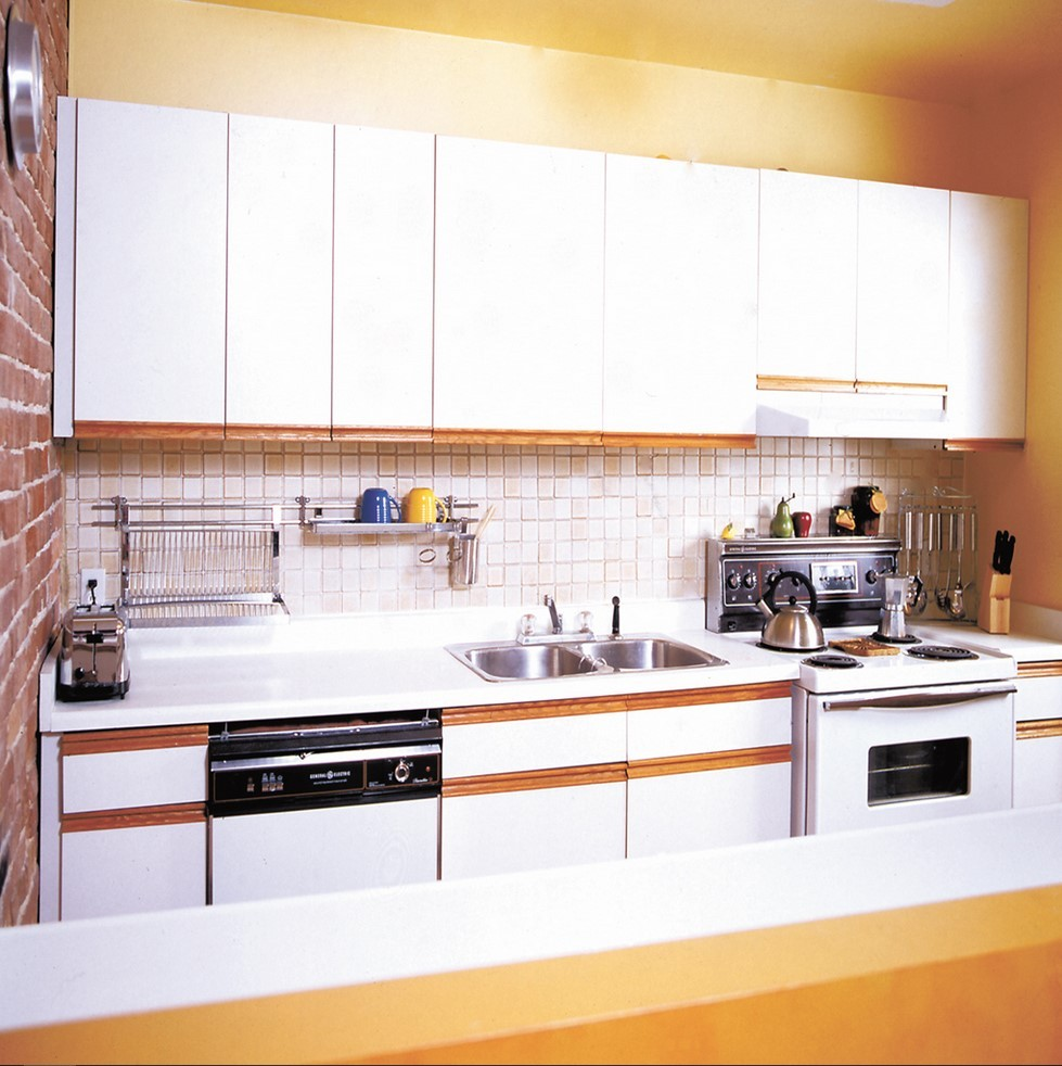 Kitchen Cabinet Laminate