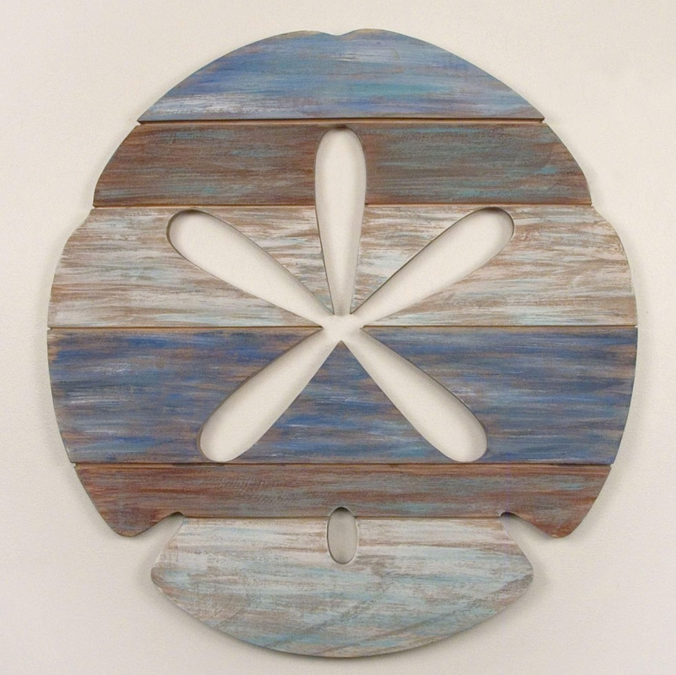 Sand Dollar Wall Art