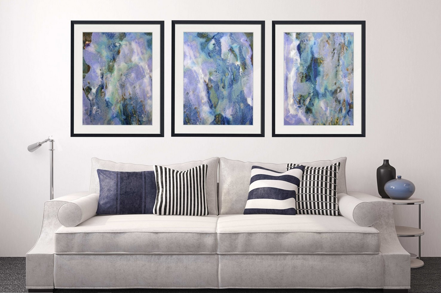 Set Of 3 Wall Art