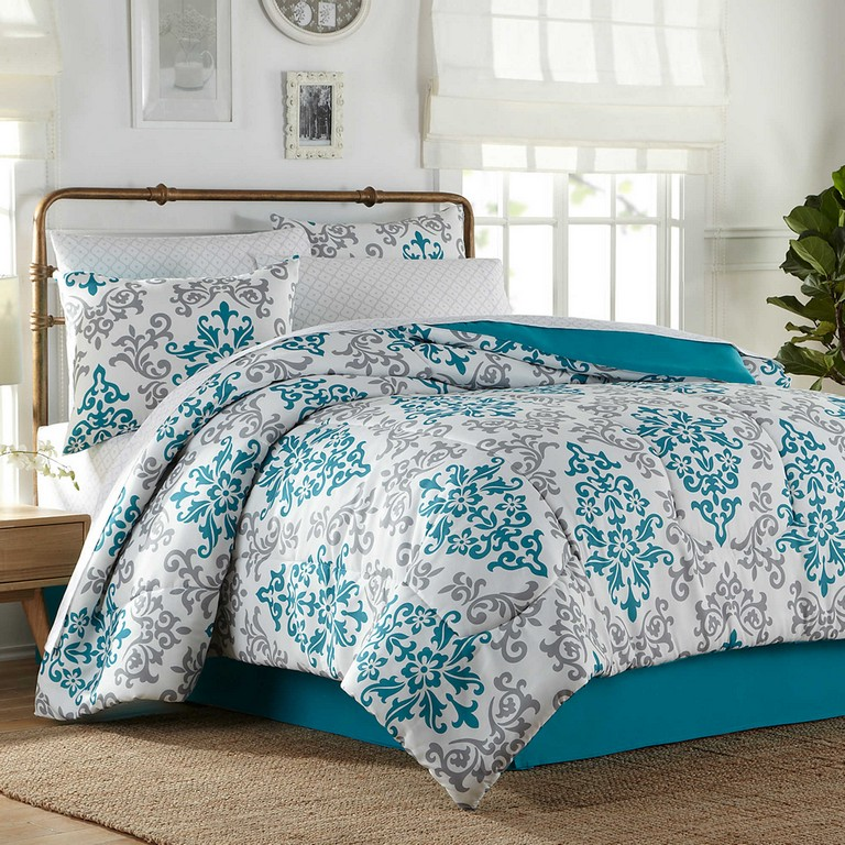 Turquoise Bedding Sets Queen