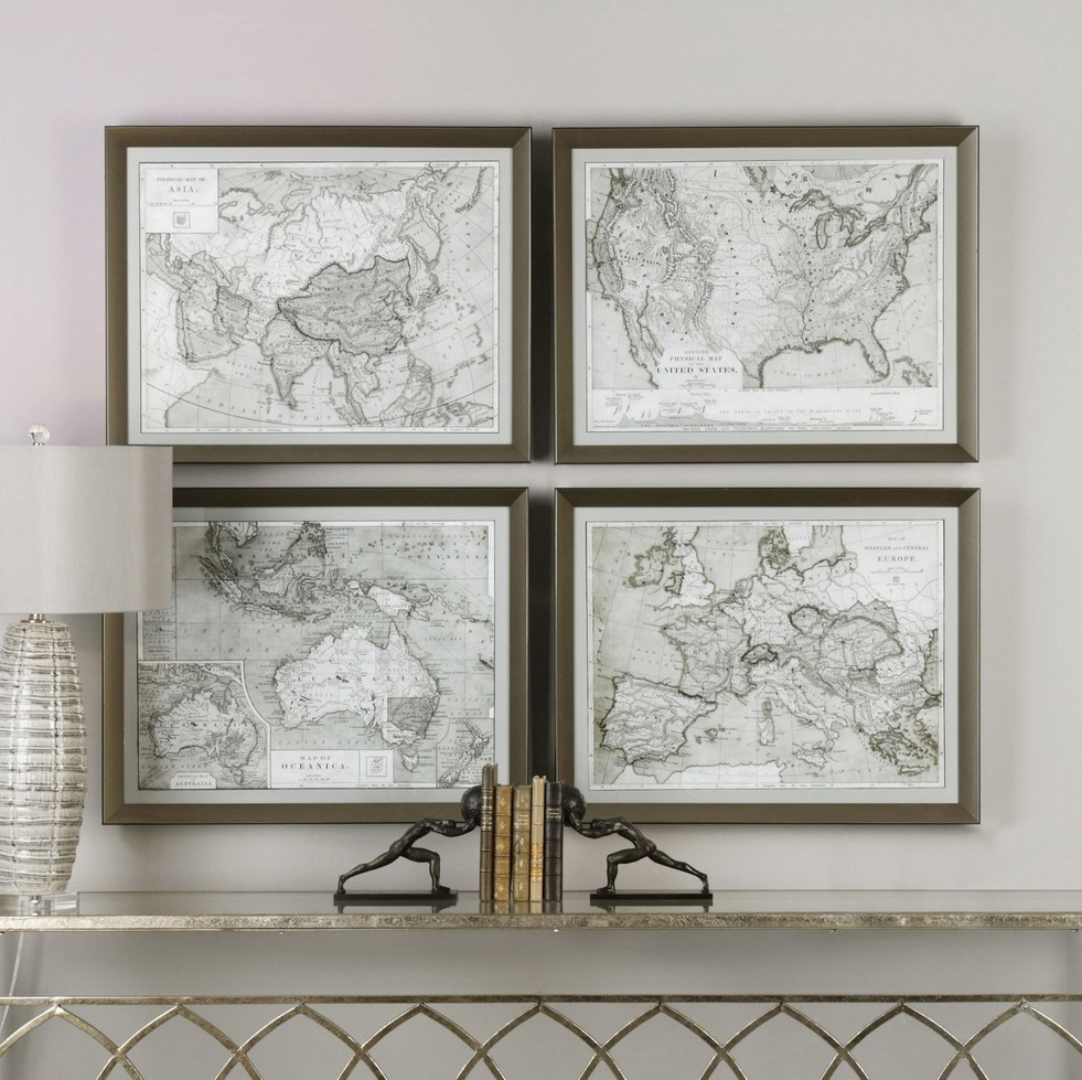 Wall Art Set Of 4