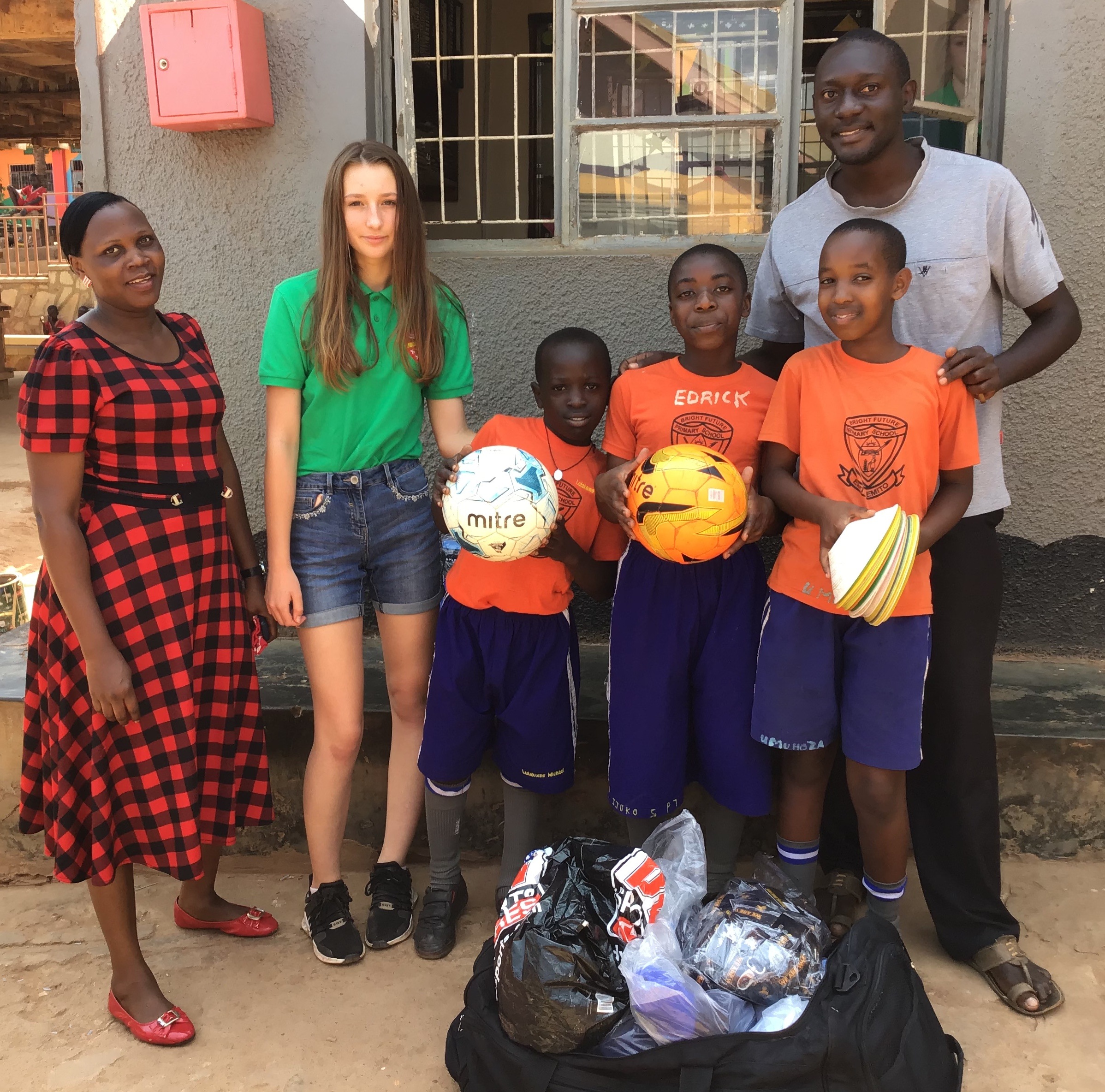 UGANDA 2018 BLOG: Humbled by gratitude - Caludon Castle School
