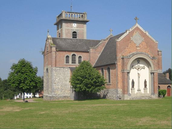 Calvaire de l'église