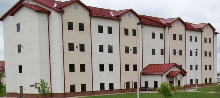 Dorms available for the Fall