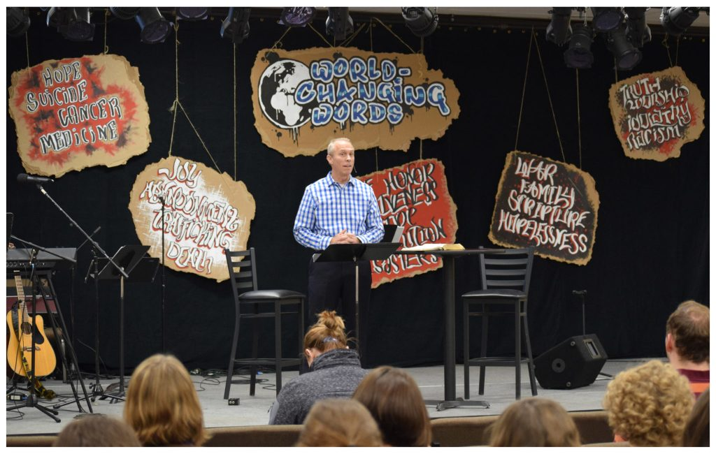 Meaningful Missions Emphasis Week