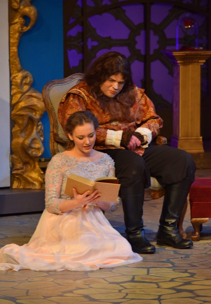"""Final Weekend of """"Beauty and the Beast"""""""