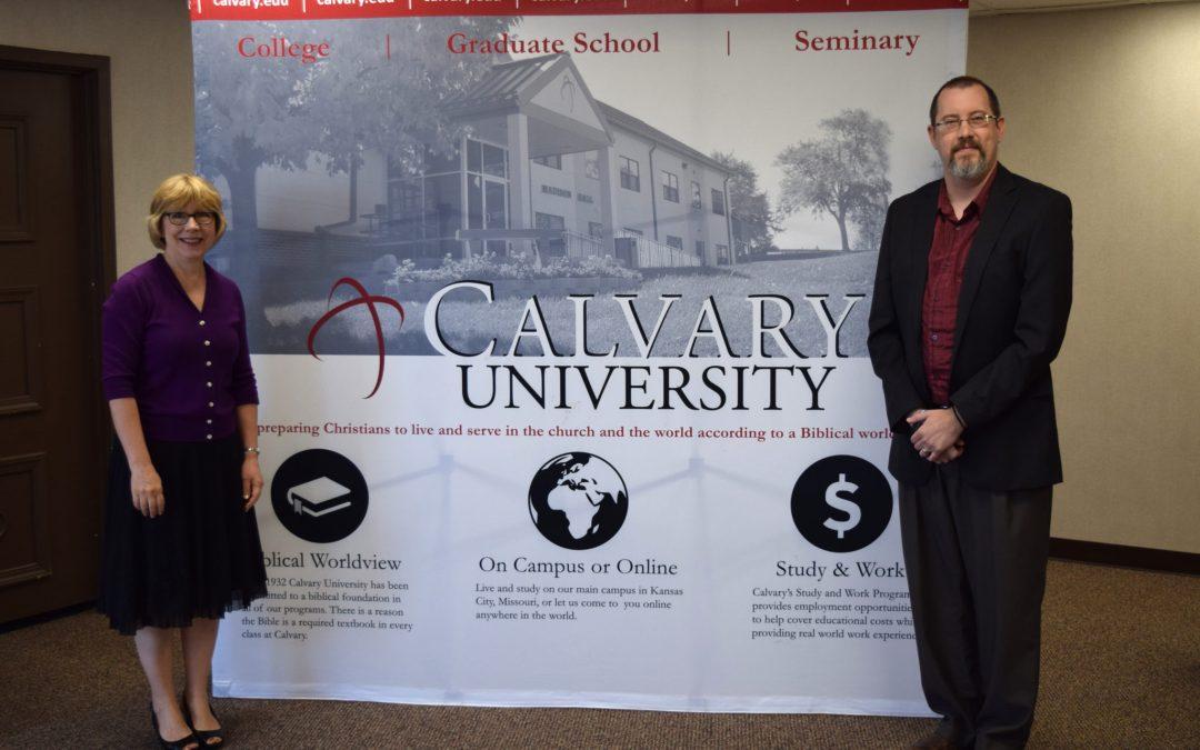 Calvary University Announces the Burnham Center for Global Engagement